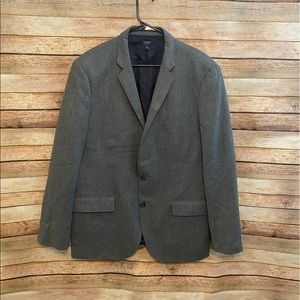 J Crew Ludlow Slim Suit Jacket Vitale Barberis 44R